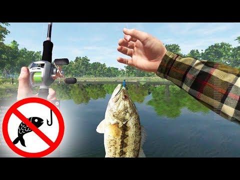 PEGUEI UM PEIXE PROIBIDO!!! - Fishing Planet