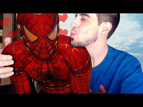 NO ME ESPERABA ESTE REGALITO  *Traje Spiderman 2002*