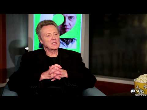 Christopher Walken Interview on 'Seven Psychopaths' Role, 'More Cowbell' SNL Sketch