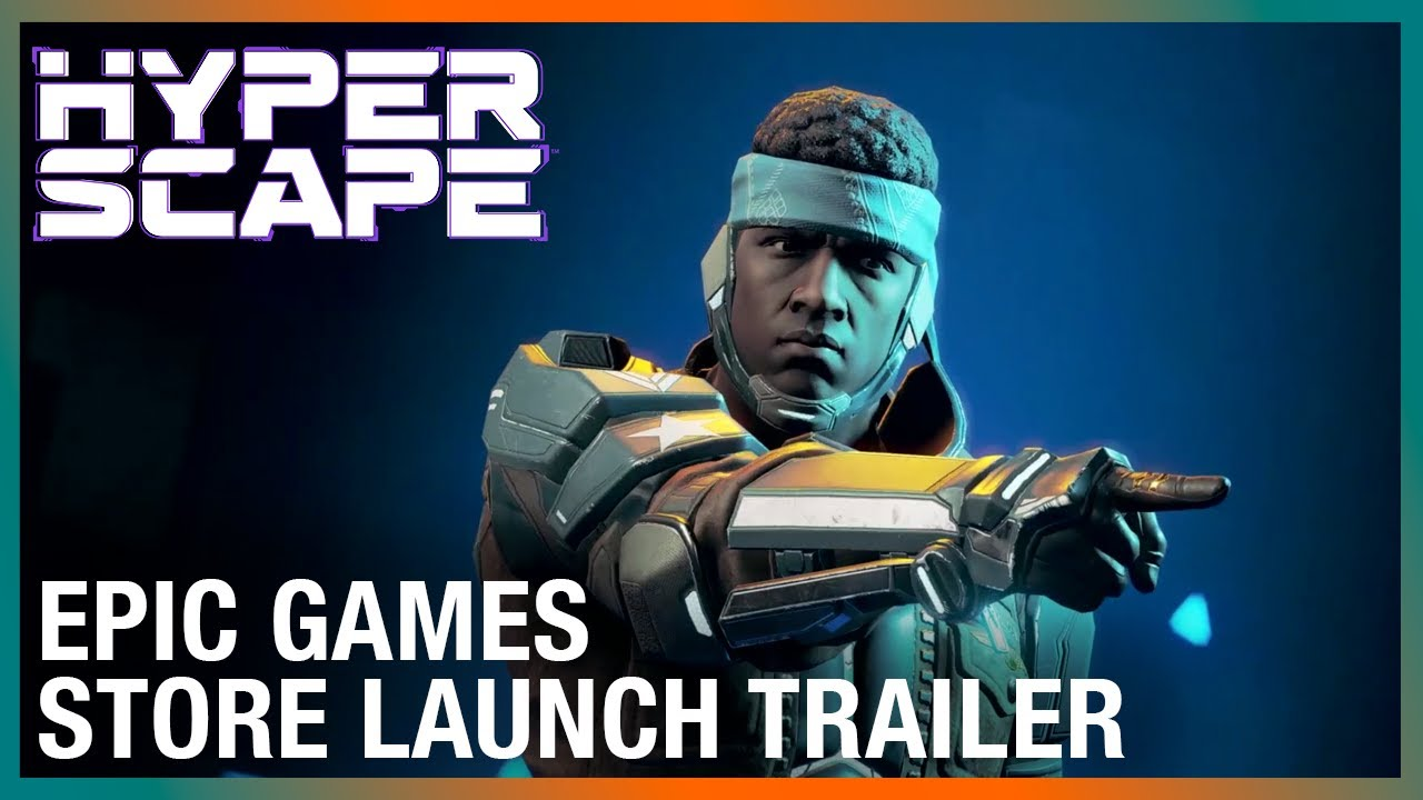 Hyper Scape: Epic Games Store Launch Trailer | Ubisoft