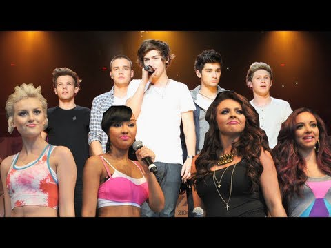 One Direction & Little Mix Collaboration!! (Rock My DNA)