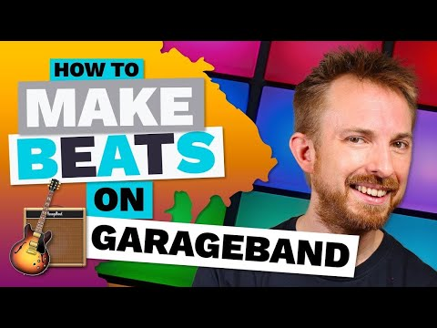 How to Make Beats on GarageBand