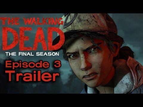 3 эпизод The Walking Dead: The Final Season уже вышел