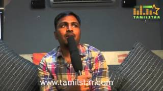 Sathish Chandrasekaran At Darling 2 Movie Team Interview