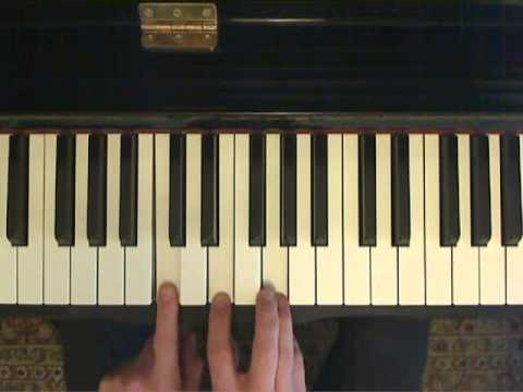 Harmony lesson: dissonant chords, how to find them