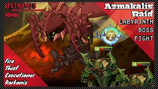 EPIC SEVEN Raid Azmakalis Labyrinth - Executioner Karkanis Boss Fight - Epic 7 Guide with Tips