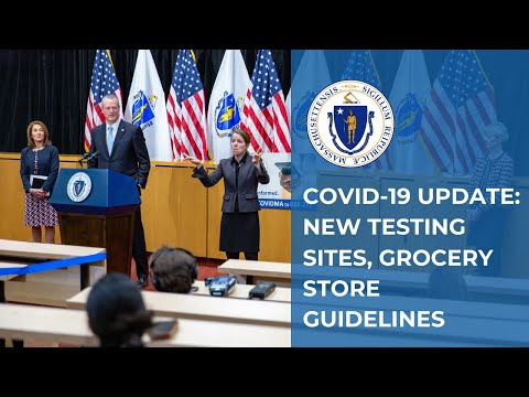 COVID-19 Update: Testing Site Expansion, Grocery Store Restrictions, Crisis Standards Of Care