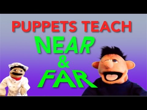 S&HF: Puppets Teach Near & Far
