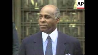 USA: <b>VERNON JORDAN</b> QUESTIONED ABOUT CLINTON ...