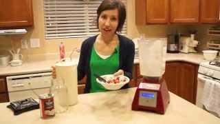 How to Make Almond-Coconut Milk // Milk // Coconut