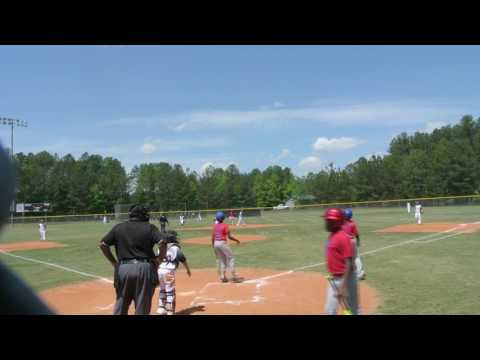 Georgia Lookouts Baseball 4.21.17 Game