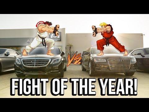 Maybach vs. Audi A8 *SHOCKING*