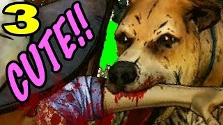 Repeat youtube video Puppy Love MURDER!! - The Walking Dead Game Season 2