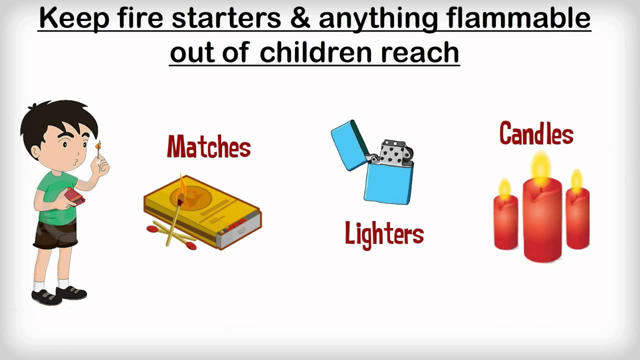 Image result for child fire starters prevention