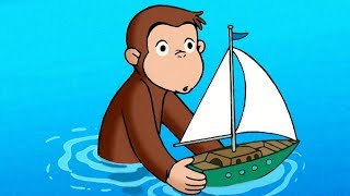 Curious George 🐵 Buoy Wonder 🐵Full Episode 🐵 HD 🐵 Cartoons For Children