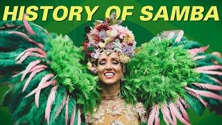 How the Favelas shaped Samba and Carnival in Brazil - traditional samba music brazil