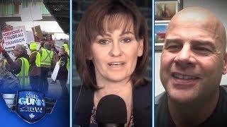 Yellow Vest organizer debunks mainstream media lies