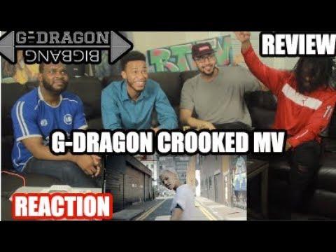 G-DRAGON - 삐딱하게(CROOKED) M/V REACTION/REVIEW