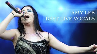 Amy Lee's Best Live Vocals