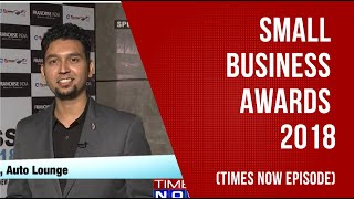Small Business Awards 2018 (Times Now Episode)