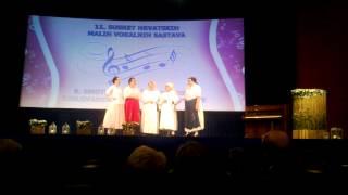 Ženski vokalni sastav KUD-a Sloga Miklouš