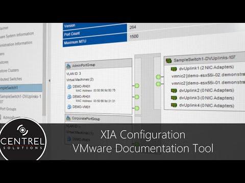 XIA Configuration Server