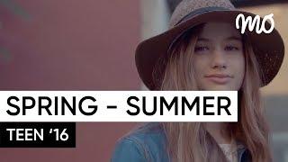MO | Spring Summer Teen