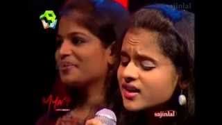 Oru Daivam Thantha Poove ... by Poornasree - Myna on Kairali We