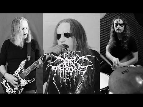 Darkthrone - Over Fjell Og Gjennom Torner - cover (The Dark Trilogy Part 1)