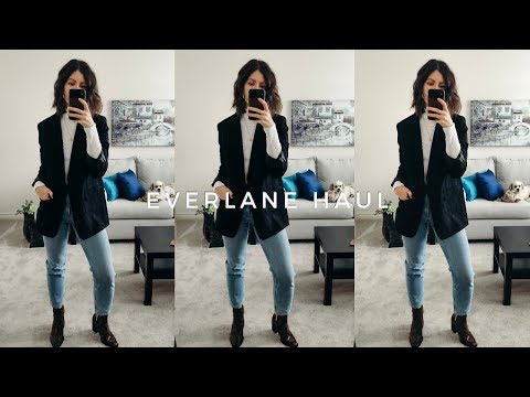 everlane-haul- -try-on-&-first-impressions- -ethical-clothing-review