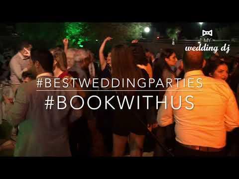 #Bestweddingparties in Cyprus