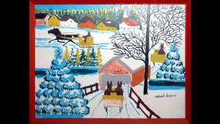 Maud Lewis A Canadian Folk Artist