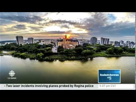 CBC News Saskatchewan Monday August 18 @ 5