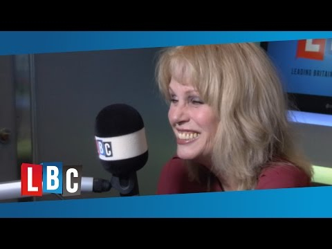 In Conversation With: Joanna Lumley