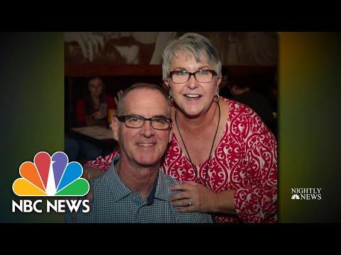 Woman Takes Dishwasher Job At Nursing Home To Visit Husband Amid Pandemic | NBC Nightly News