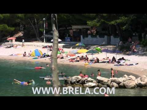 Brela - beach Jardula 2010.