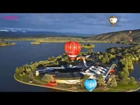 Canberra City, the Capital of Australia, Travel video HD | Australia Tourist, Canberra tourist