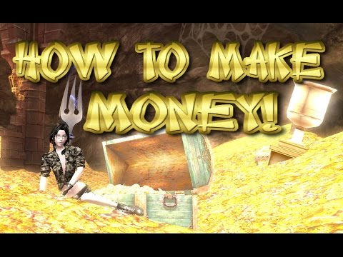 Quick Guide How To Make Easy Kinah In Aion
