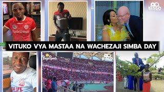 UTAPENDA Mbwembwe za Ajibu,Haji manara,Masanja na Ommy Dimpoz/Simba Day uwanja wa Taifa