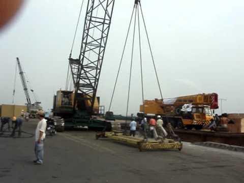 Project Cargo Handling_Vietnam Ship Corp