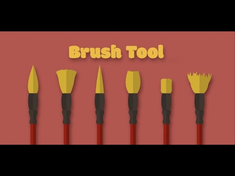 Công cụ brush tool và cách tạo brush | Khám Phá Công Nghệ