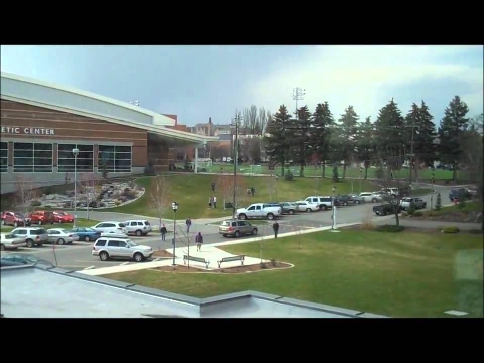 Coughlin Mind Body Spirit At Gonzaga University Youtube