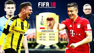 FIFA 18   Players Rating Prediction   Poland   ft. Patyr