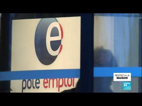 Covid-19 en France : augmentation record de 7,1% des demandeurs d'emplois