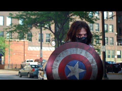 Download Captain America Vs  Winter Soldier :::: Captain America: The Winter Soldier (2014):::: (HINDI)