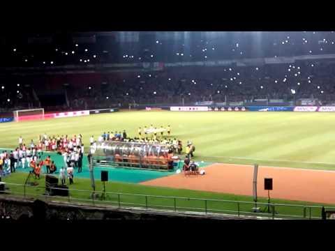 Juventus v ISL All Stars, GBK Stadium Senayan-Jakarta, August 6th 2014