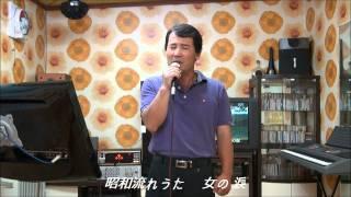 Repeat youtube video 昭和流れうた---韓国人が 唄った 日本の 唄---Song by Korean Husky