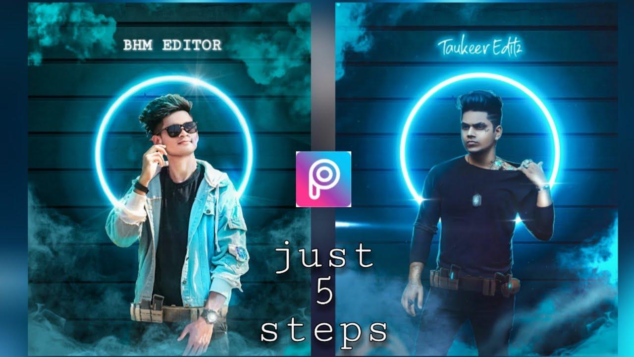 Picsart Amazing Demon Ring concept 😱//PicsArt New Editing//Photo editing 2020//BHM EDITOR