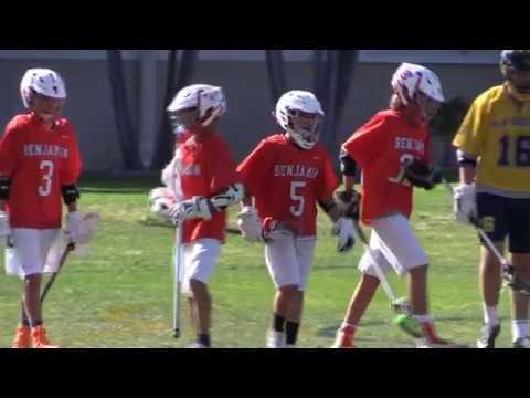 BRADY QUINN -  2017 MIDDLE SCHOOL LACROSSE HIGHLIGHTS