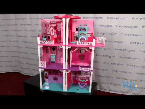 Barbie Life In The Dreamhouse Dreamhouse From Mattel Youtube